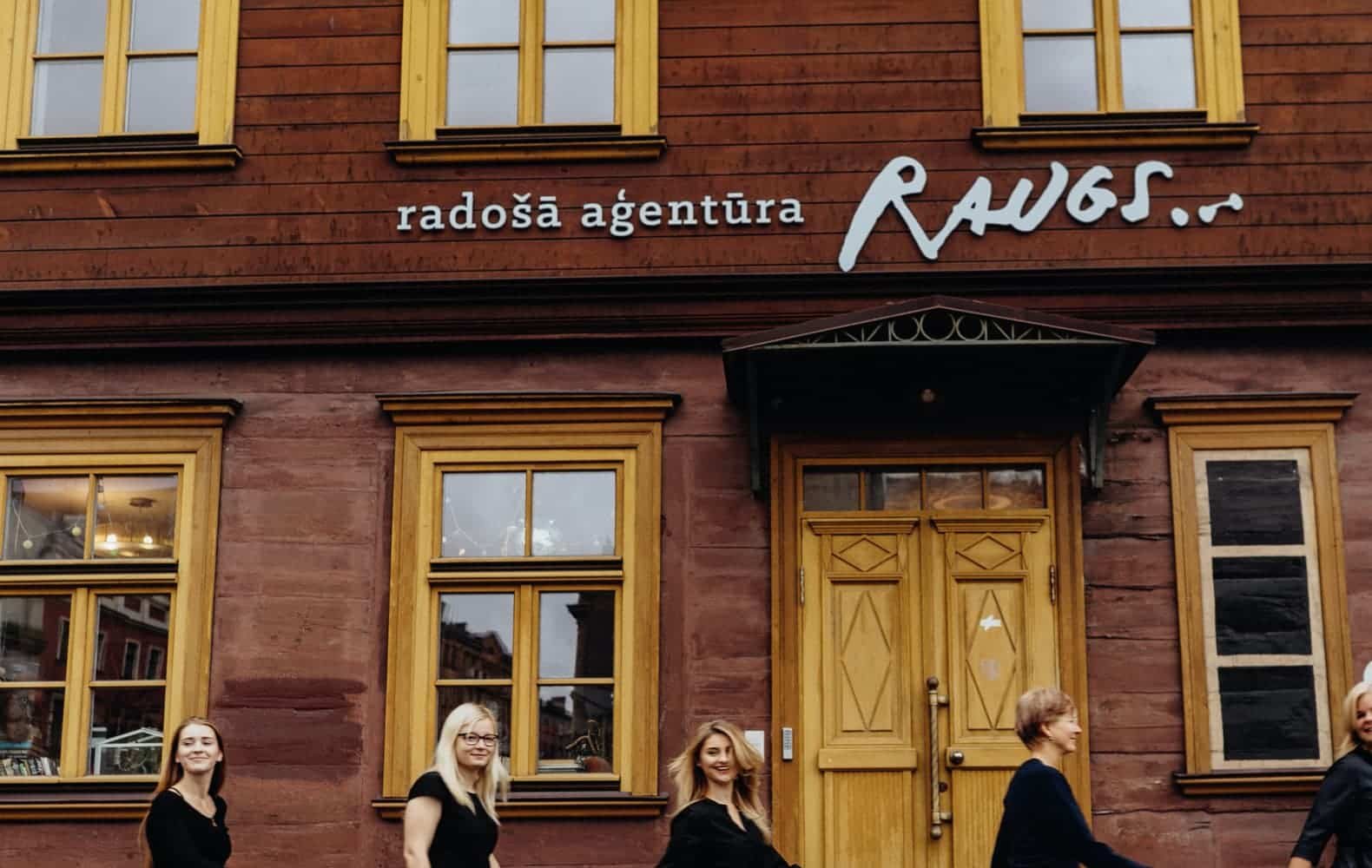 Radošā aģentūra Raugs - kontakti